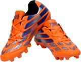 Firefly Messi Orange Football Shoes (Ora...