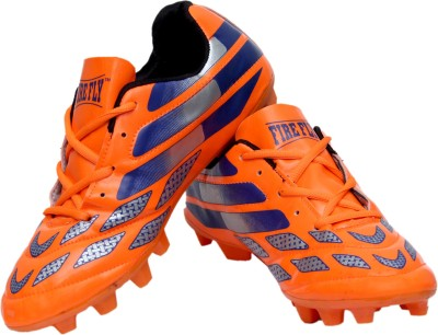 Firefly Messi Orange Football Shoes