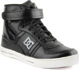 Kohinoor Black Sneakers (Black)