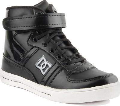 DK Derby Kohinoor Black Sneakers(Black)