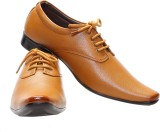 Zappy Lace Up (Tan)