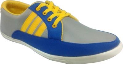 Rockstep Men's Blue Casual Shoes