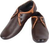 Royal Cruzz Lace Up (Brown)