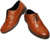 DE MODA Celerio Lace Up shoes (Brown)
