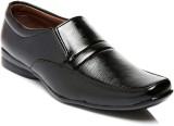 Juan David 69 Slip On Shoes (Black)