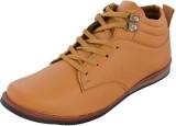 Euro Crystal Boots (Tan)