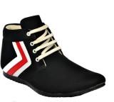 RVR Agrhn01 Blk Casual Shoes (Black)
