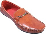 Lion Heart Loafers (Tan)