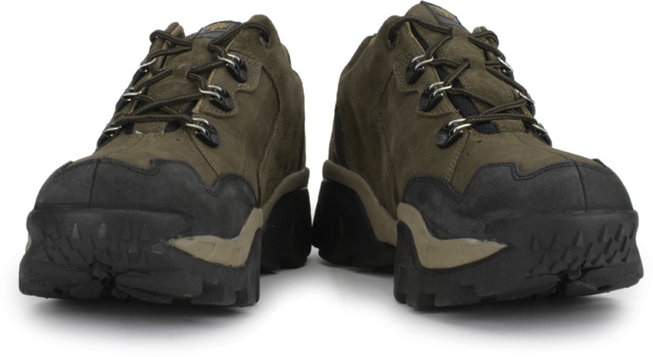Woodland Outdoors Shoes(Olive)