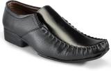 Footrest Slip On Shoes (Black)