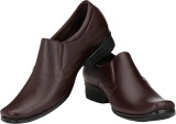 CK Shoes Slip On (Brown)