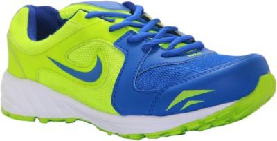 Stepin Soles Galaxy-2 Blue/Green sports shoe
