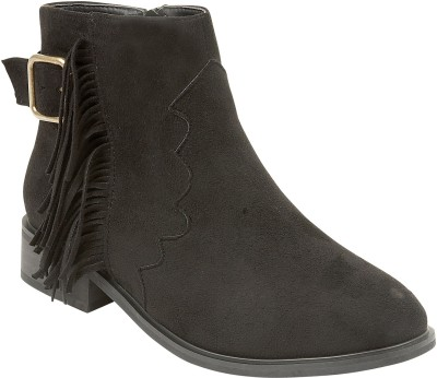 Truffle Collection Boots(Black)