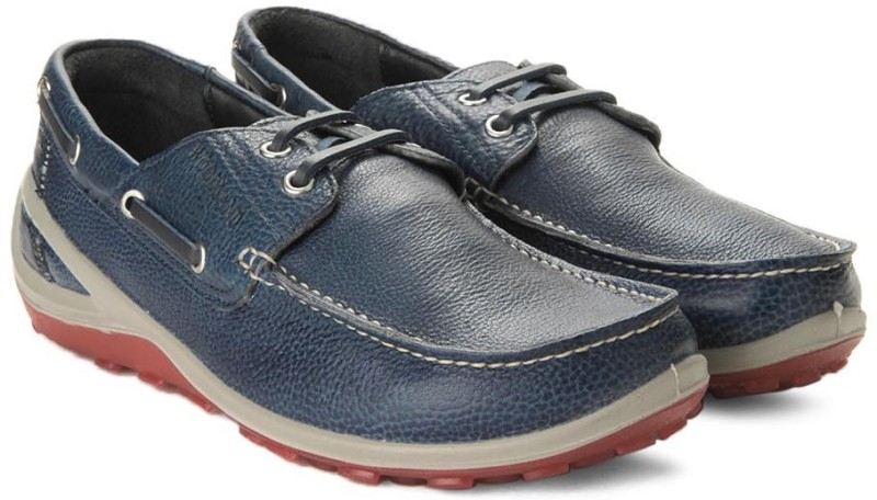 Woodland GC 1505114 Boat Shoes SHOEKXYD4ZYZQC4D