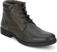 Arden Bones Side Panel Chukka Boots(Brown)