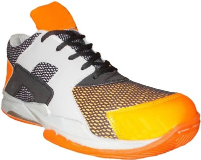 Port Labron Basketball Shoes(Orange)