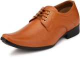 Peponi Business Lace Up (Tan)