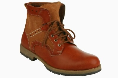 Bacca Bucci Tan windok ankle boots Boots