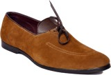 Candey Shoes Loafers (Tan)