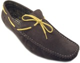 24 Casuals Tussal Loafers (Brown)