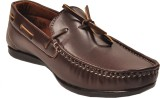 Shoe Striker Boat Shoes (Brown)
