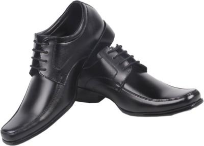 Trackland Ginorosa1800 Black Formal Lace Up Shoes