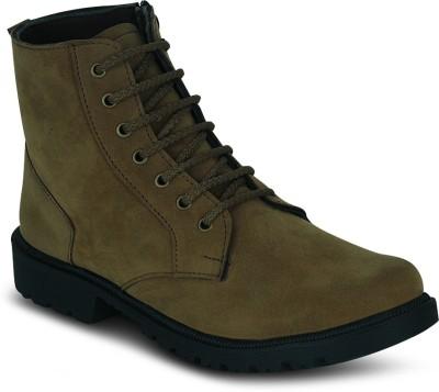 Kielz Gents Footwear Boots(Beige)