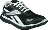Azazo Running Shoes (Black, White)