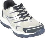 Corpus Density Running Shoes (Grey, Whit...