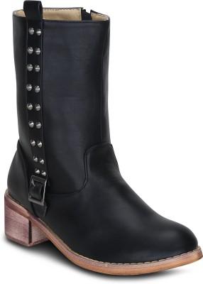 Get Glamr COPAL Boots(Black)
