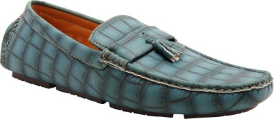 Blu Boot Eye-Catchy Loafers