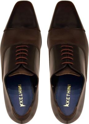 Kethini Lace Up Shoes
