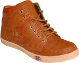 Zpatro Boots, Outdoors, Casuals (Tan)