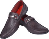 Road Spit Loafers (Brown)