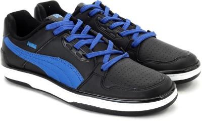 Puma Unlimited Lo DP Men Sneakers(Black)
