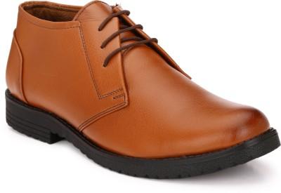 John Karsun Pluto Lace Up Shoes(Tan)