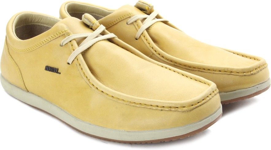 Woodland Men Outdoor Shoes(Blue)
