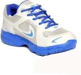Micato Bike Running Shoes (Grey, Blue)