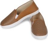 Scantia 148-J-BRN-LTHR Loafers (Brown)