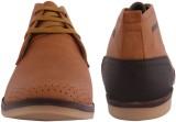 Footrest Casuals (Brown)