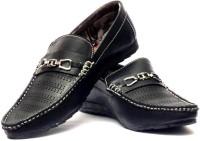 Vogue Guys Black Killer Loafers