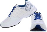 Sparx Sneakers (White, Blue)