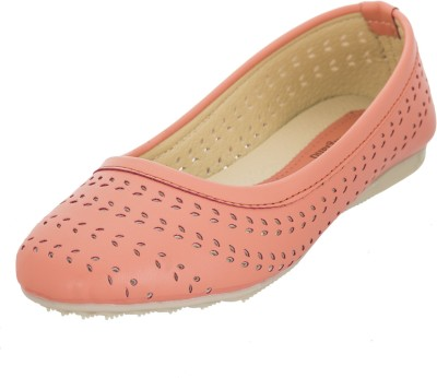 Advin England Pink Casual Shoes Bellies
