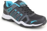 SRV Bolt Running Shoes (Black, Green)
