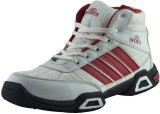 Elvace 8024 Golf Shoes (White)