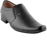 Smart Wood 2511 BLK Slip On Shoes (Black...