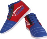 Chargers Casual Shoes (Blue)