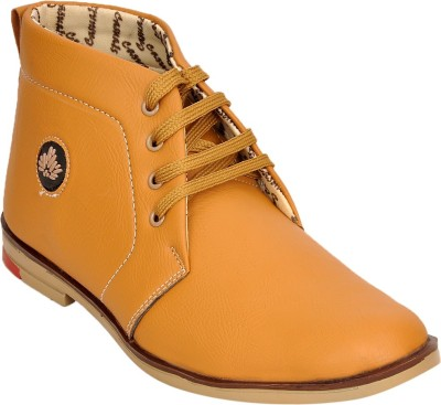 Flute Classy Casual Boats Boots