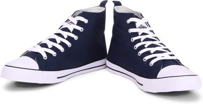 Lotto Feel prt Hi Ankle Canvas Shoes