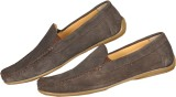 Erre Otto Mocc Loafers (Brown)